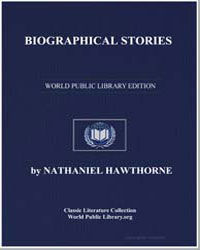 Biographical Stories by Hawthorne, Nathaniel