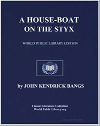A House-Boat on the Styx by Bangs, John Kendrick