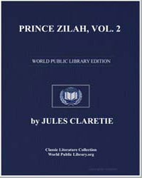 Prince Zilah, Volume 2 by Claretie, Jules