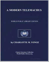 A Modern Telemachus by Yonge, Charlotte Mary