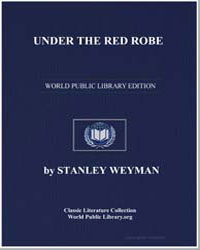 Under the Red Robe by Weyman, Stanley