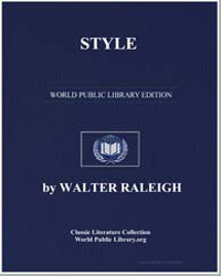 Style by Raleigh, Walter, Sir