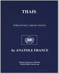 Thaïs by France, Anatole