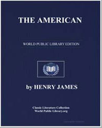 The American by James, Henry