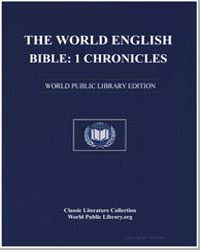 The World English Bible : 1 Chronicles by