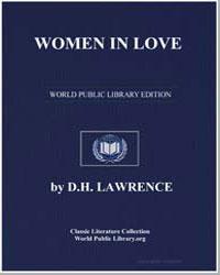 Women in Love by Lawrence, David Herbert