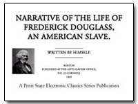 Narrative Tive of the Life of Frederick ... by Douglass, Frederick