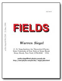 Fields by Siegel, Warren