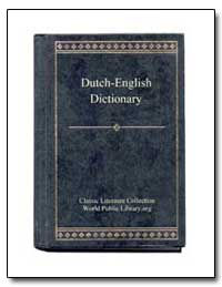 Dutch to English Dictionary by World Public Library