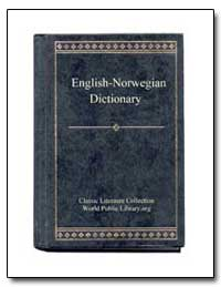 English to Norwegian Dictionary by World Public Library
