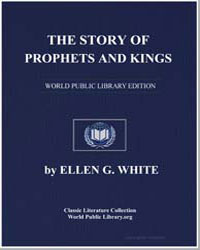 The Story of Prophets and Kings by White, Ellen G.