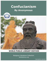 Confucianism by Anonymous