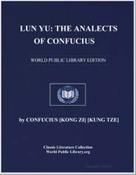 The Analects of Confucius by Jenkins, John H.