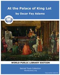 At the Palace of King Lot by Adams, Oscar Fay