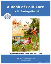 A Book of Folk-Lore by Baring-Gould, S.