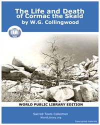 The Life and Death of Cormac the Skald by Collingwood, W. G.
