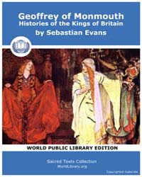 Geoffrey of Monmouth Histories of the Ki... by Evans, Sebastian