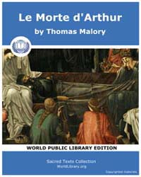 Le Morte d'Arthur by Malory, Thomas