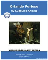 Orlando Furioso by Ariosto, Ludovico