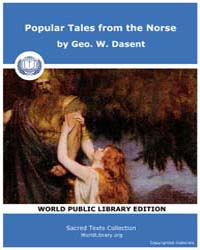 Popular Tales from the Norse by Dasent, Geo. W.