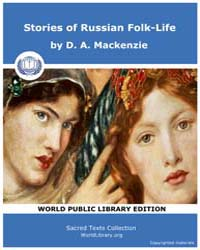 Stories of Russian Folk-Life by Mackenzie, D. A.