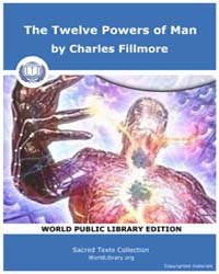 The Twelve Powers of Man by Fillmore, Charles