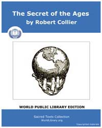 The Secret of the Ages by Collier, Robert