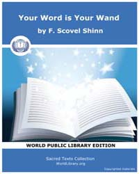 Your Word is Your Wand by Shinn, F. Scovel