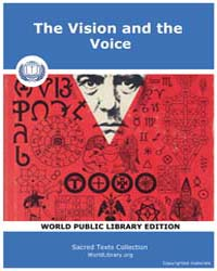 The Vision and the Voice by