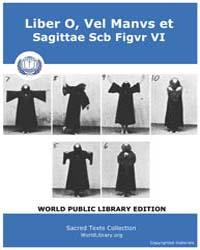 Liber O, Vel Manvs et Sagittae Scb Figvr... by