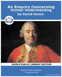 An Enquiry Concerning Human Understandin... by Hume, David
