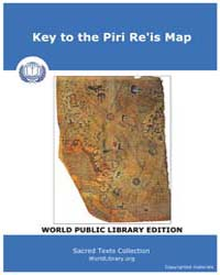 Key to the Piri Re'is Map by