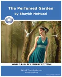 The Perfumed Garden by Nefwazi, Shaykh