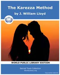 The Karezza Method by Lloyd, J. William