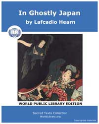 In Ghostly Japan by Hearn, Lafcadio