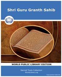 Shri Guru Granth Sahib by