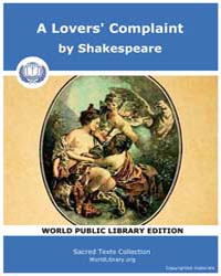 A Lovers' Complaint by Shakespeare