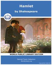 Hamlet by Shakespeare