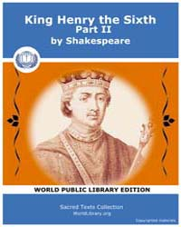 King Henry the Sixth, Part II by Shakespeare