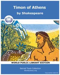 Timon of Athens by Shakespeare