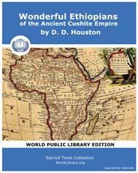 Wonderful Ethiopians of the Ancient Cush... by Houston, D. D.