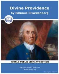 Divine Providence by Swedenborg, Emanuel