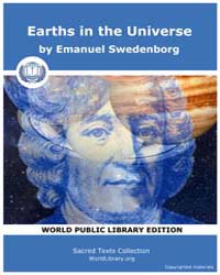 Earths in the Universe by Swedenborg, Emanuel