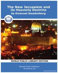 The New Jerusalem and its Heavenly Doctr... by Swedenborg, Emanuel
