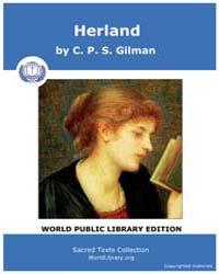 Herland Volume Vol. 6, no. by Gilman, C. P. S.