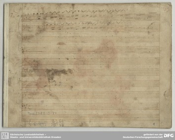 Concerto for 4 Violins, 4 Recorders and ... Volume RV 585 by Vivaldi, antonio