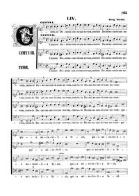Cantate Domino canticum novum : Complete... by Turini, Gregorio