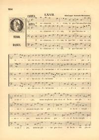 O sacrum convivium : Complete score (col... by Bernabei, Giuseppe Antonio