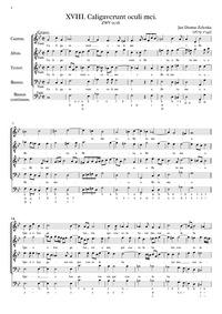 Responsoria pro Hebdomada Sancta, ZWV 55... Volume ZWV 55 by Zelenka, Jan Dismas