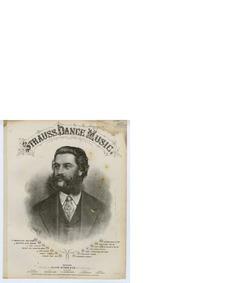 Manhattan Walzer : Complete score by Strauss Jr., Johann